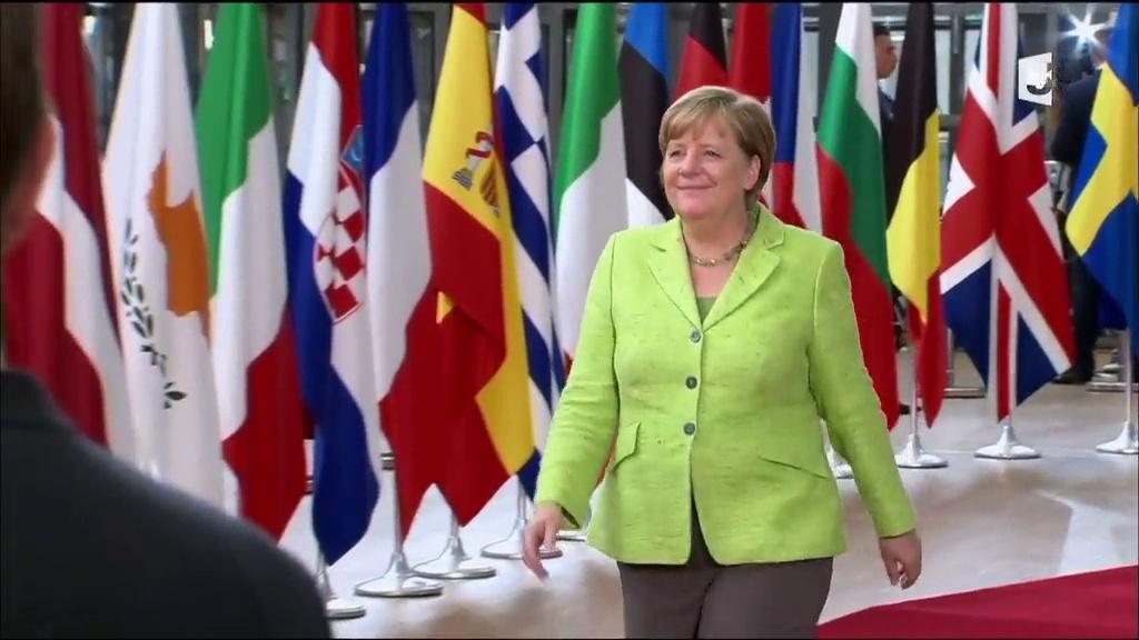 Documentaire Angela Merkel, une histoire allemande