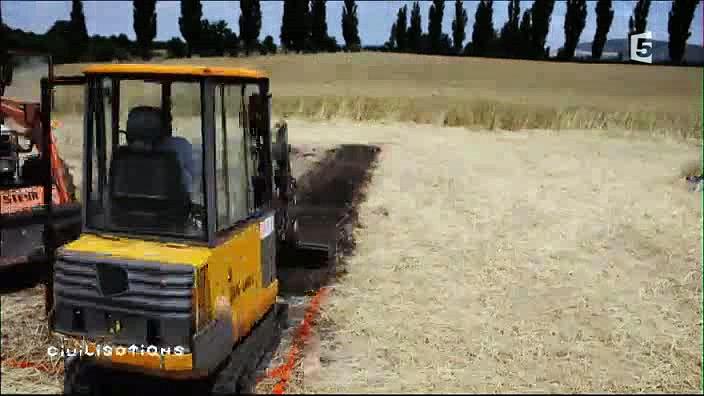 Documentaire Carnuntum, la cité perdue des gladiateurs