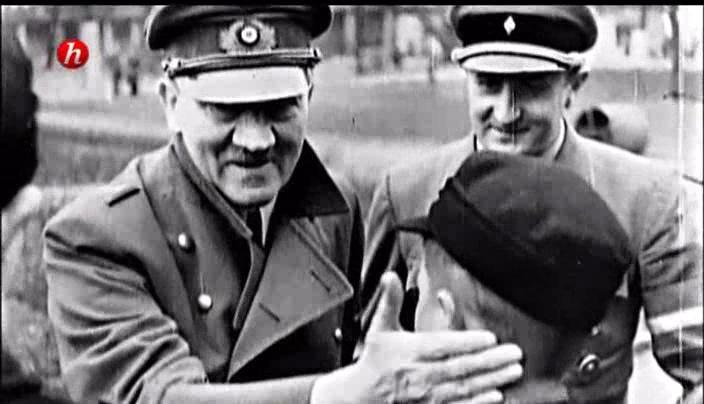 Documentaire Chroniques du IIIe Reich (4/4)