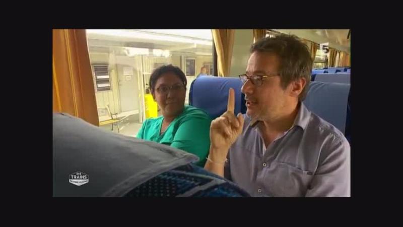 Documentaire Des trains pas comme les autres – Malaisie