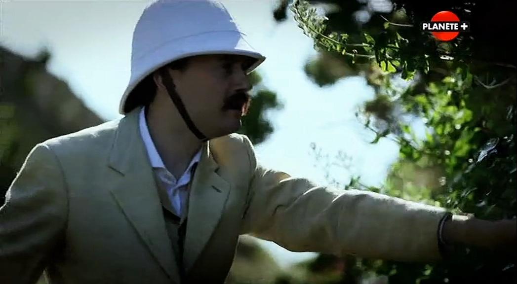 Documentaire Chasseurs de légendes – Le labyrinthe du Minotaure
