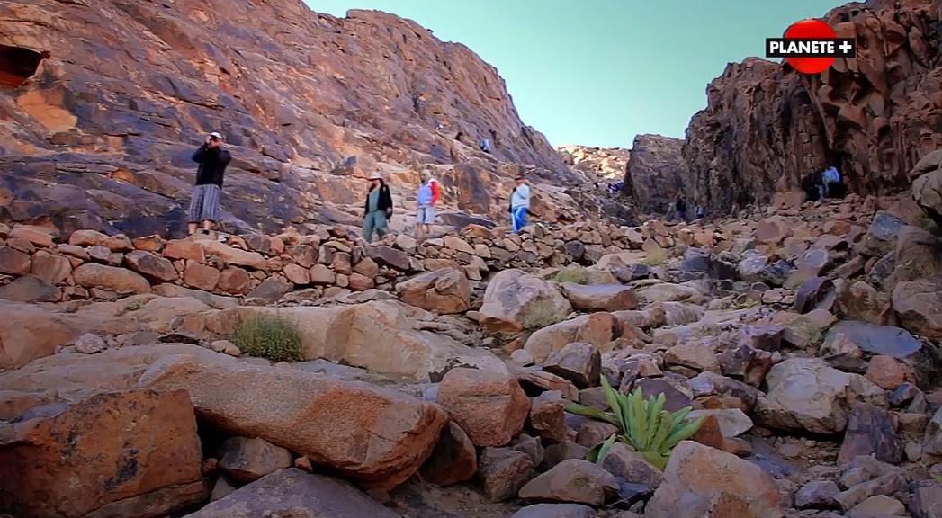 Documentaire Dans les secrets de la Bible – La vraie route de l'Exode (07/13)