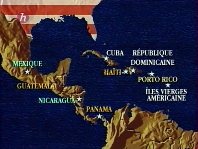 Documentaire La Guerre Froide- L'arrière-cour (1954-1990) (18/24)