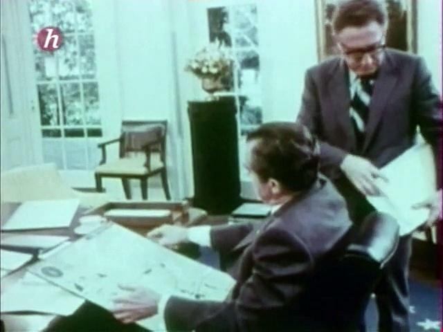 Documentaire La Guerre Froide – La détente, 1969-1975 (16/24)