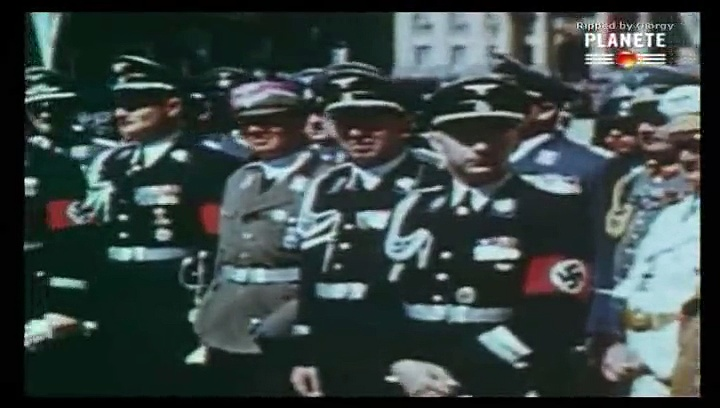 Documentaire La garde rapprochée d'Hitler – L'organisation (1/13)