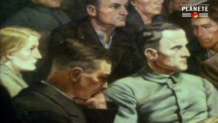 Documentaire La garde rapprochée d'Hitler – 2/13 – Les premières menaces
