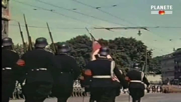 Documentaire La garde rapprochée d'Hitler – 7/13 – Bombes et paranoïa