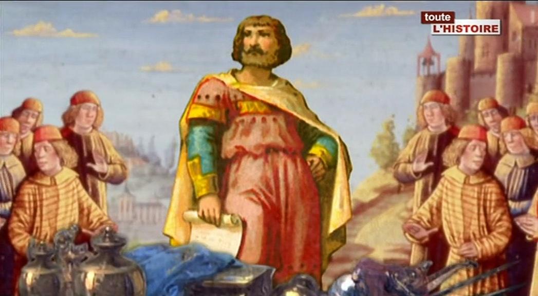 Documentaire Les rois de France, 15 siècles d'histoire – Charles Martel et Pépin le Bref (03/30)