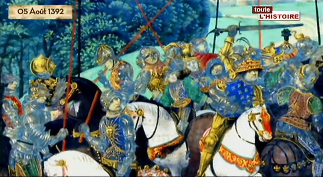 Documentaire Les rois de France, 15 siècles d'histoire – Charles VII, le victorieux (09/30)