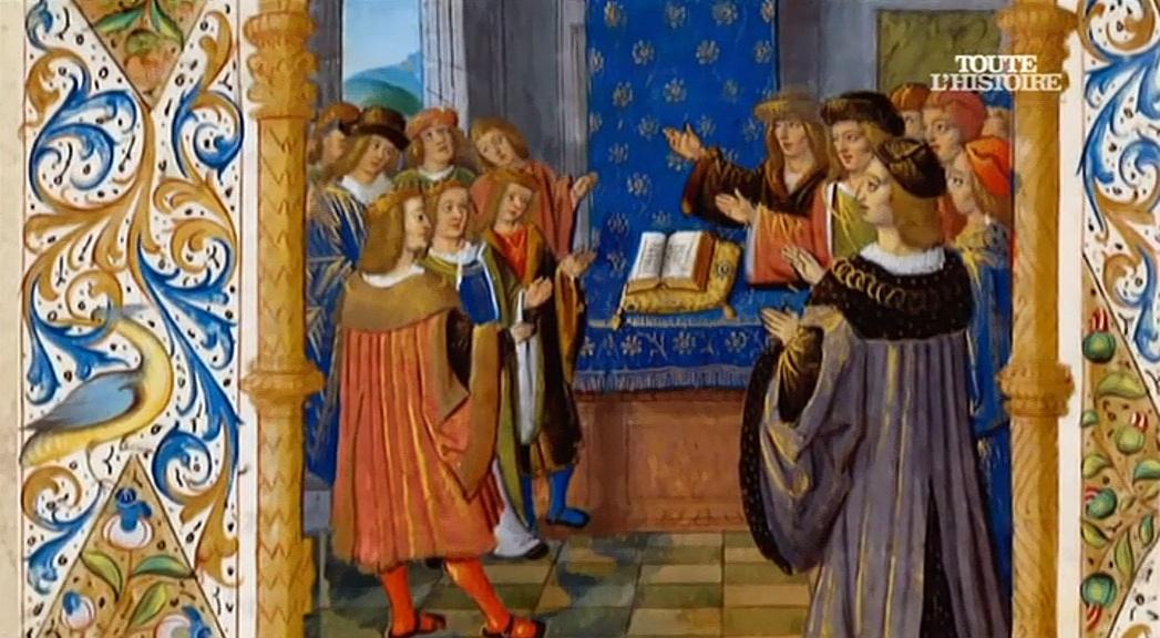 Documentaire Les rois de France, 15 siècles d'histoire – Charles VIII, l'affable (10/30)