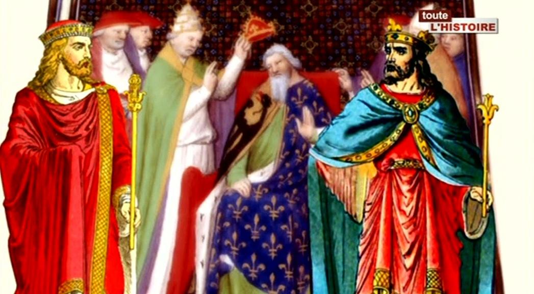 Documentaire Les rois de France, 15 siècles d'histoire – Clovis, premier roi des Francs (01/30)