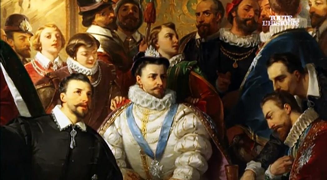 Documentaire Les rois de France, 15 siècles d'histoire – François II, Charles IX et Henri III (15/30)