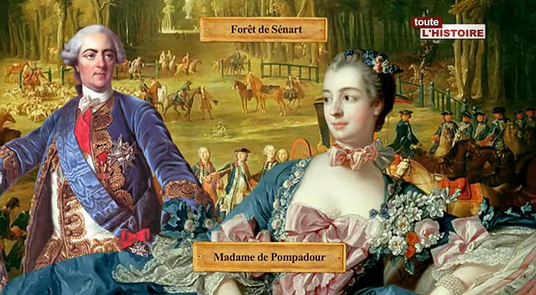 Documentaire Les rois de France, 15 siècles d'histoire – Louis XV, le bien aimé (22/30)
