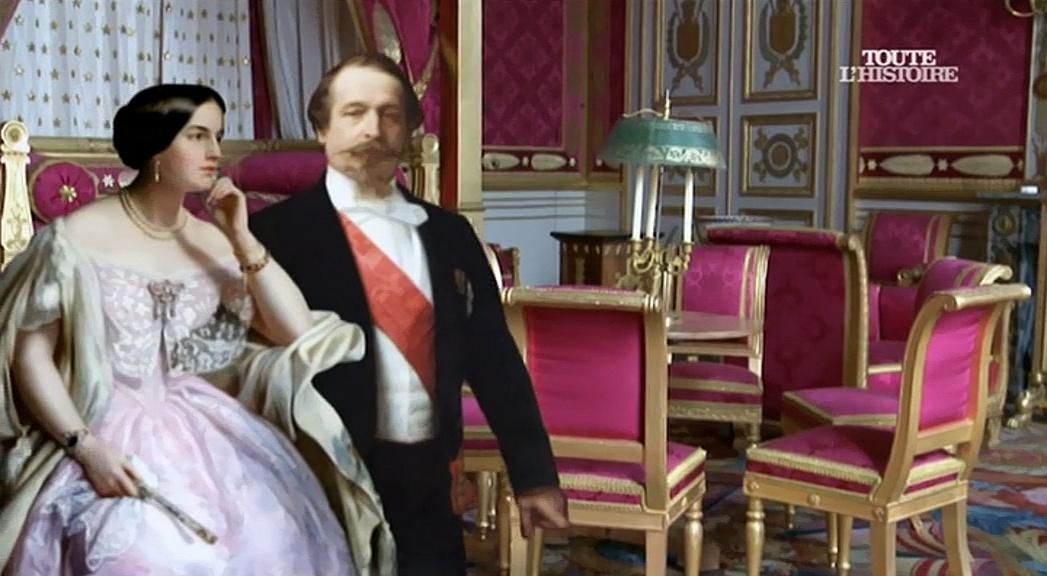 Documentaire Les rois de France, 15 siècles d'histoire – Napoléon III (30/30)