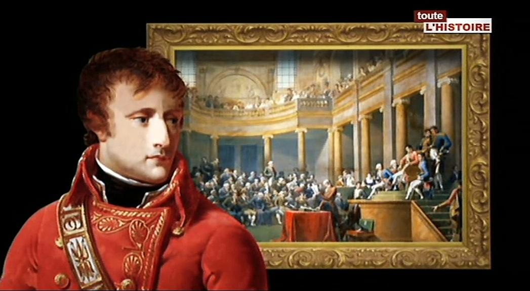 Documentaire Les rois de France, 15 siècles d'histoire: Napoléon Ier, empereur des Français (26/30)