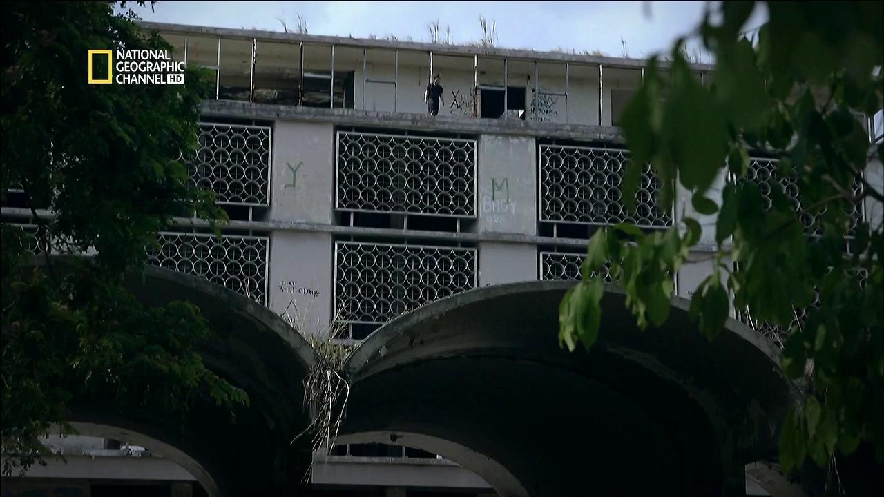 Documentaire Enquête Paranormale – L'hôpital des revenants