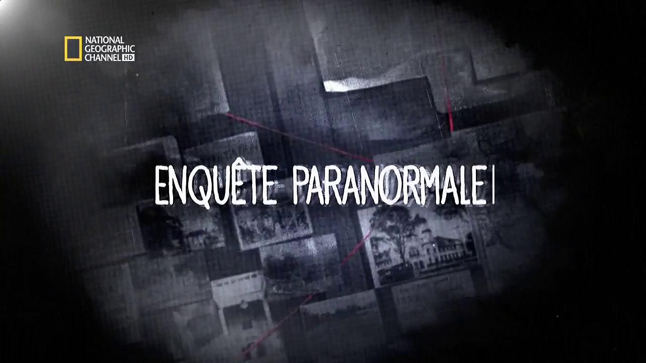 Enquête Paranormale - Le prisonnier fantôme