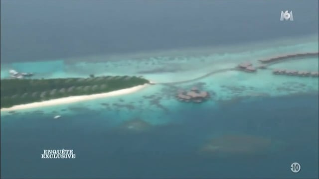 Documentaire Les Maldives: un paradis en danger