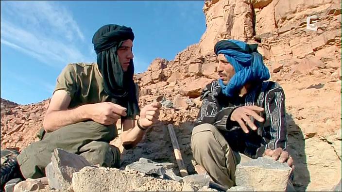 Documentaire Entre ciel et terre – Au pays berbère