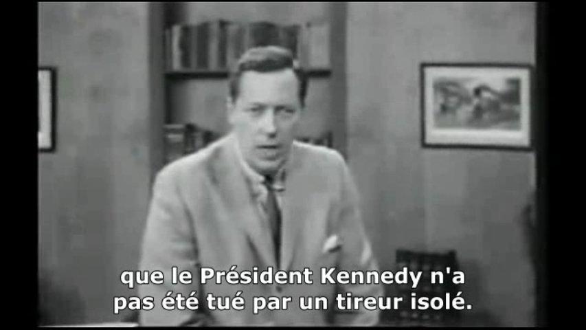 Documentaire JFK : le combat de Jim Garrison pour la vérité