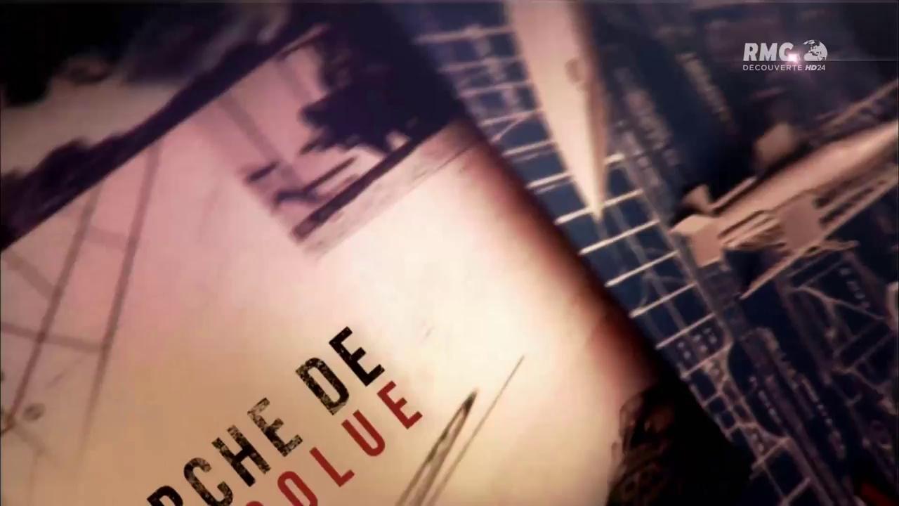 Documentaire La recherche de l'arme absolue – La première bombe intelligente