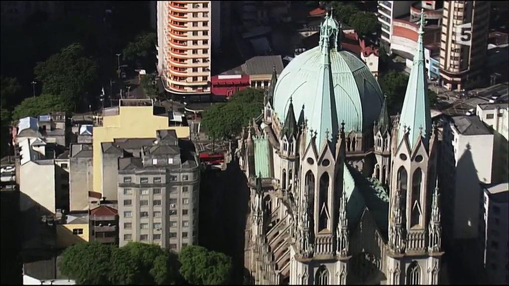 Documentaire Le Brésil vu d'en haut – Sao Paulo et ses environs