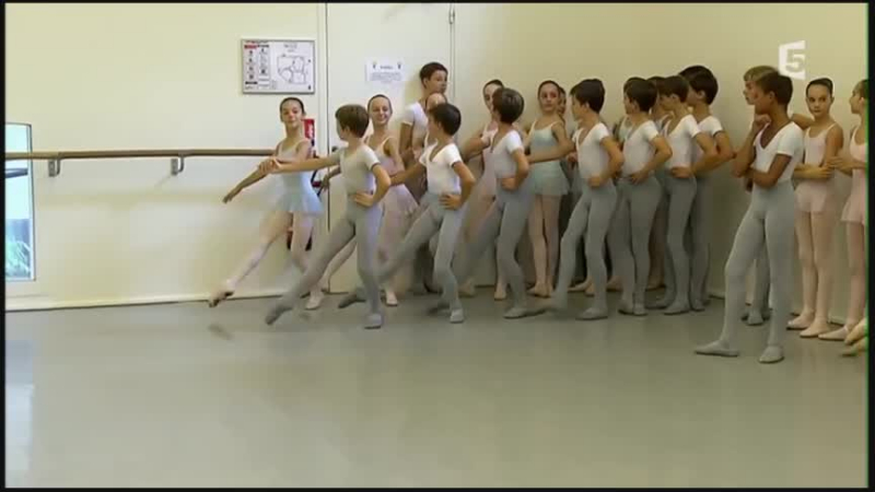 Documentaire Le ballet de l'Opéra de Paris au Bolchoï