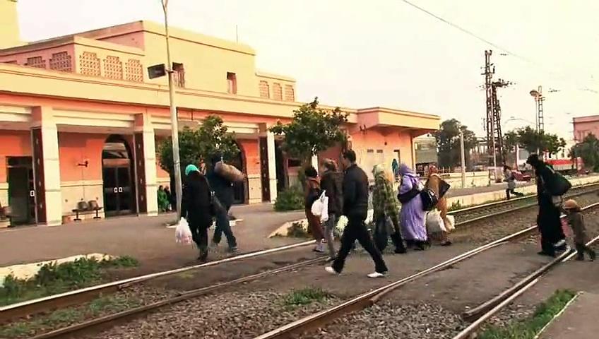Documentaire Le monde vu du train – Maroc