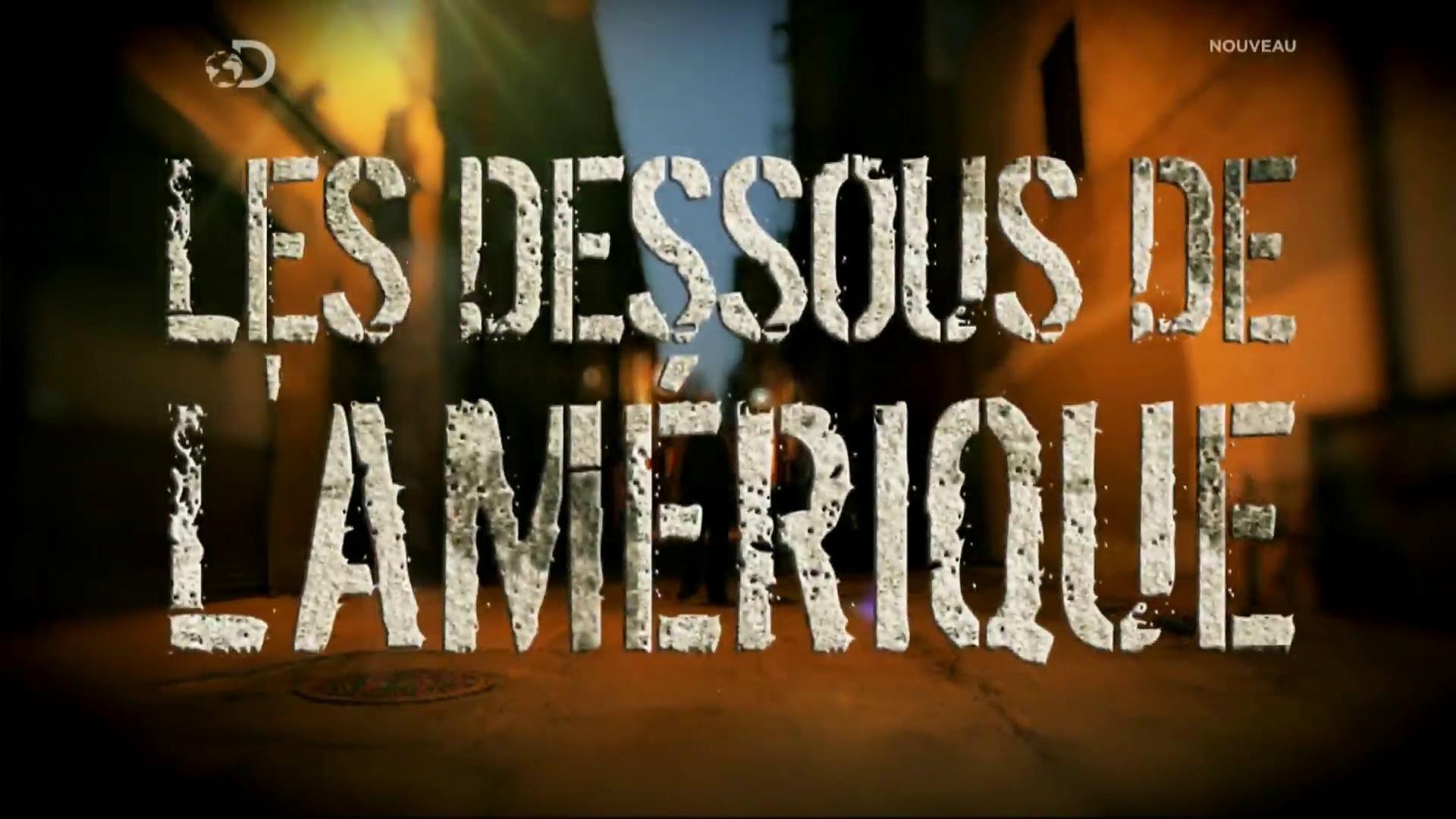 Documentaire Les dessous de l'Amérique – EP01 – Drogues faites maison