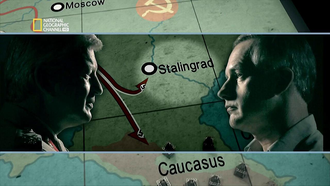 Documentaire Les grandes batailles de la seconde guerre mondiale – Stalingrad