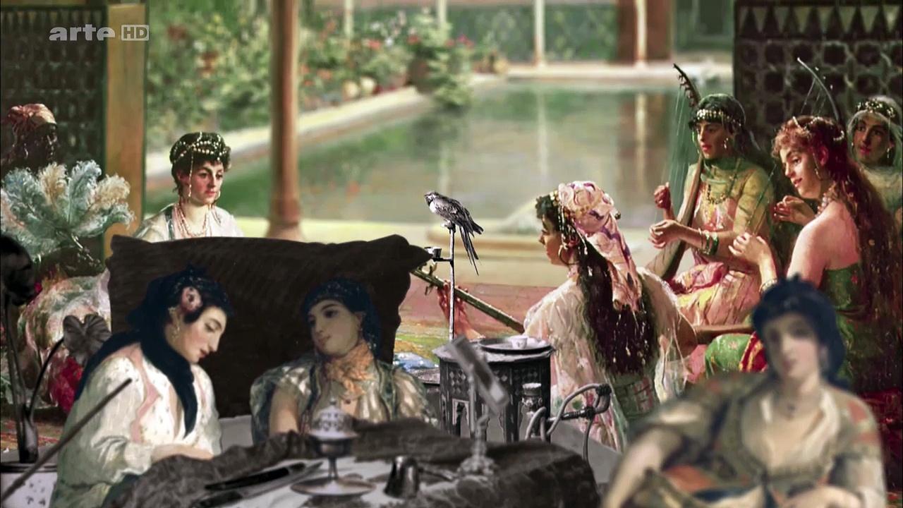Documentaire Les petits secrets des grands tableaux – L'art Oriental