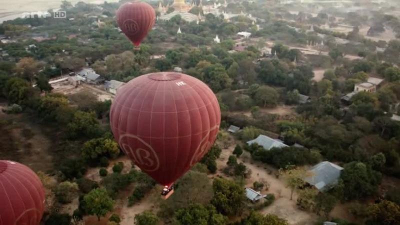 Documentaire Les trésors de l'Asie du Sud-Est – Birmanie, le pays des pagodes dorées