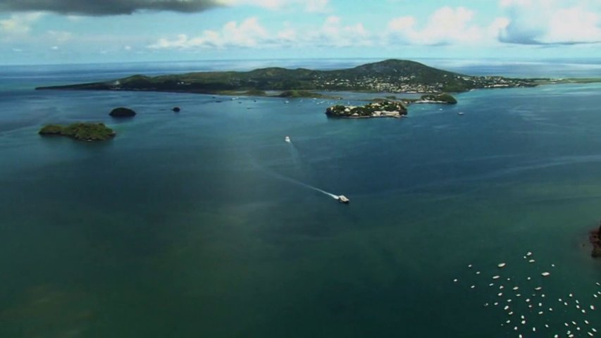 Documentaire Mayotte, quand l'agriculture sort de terre