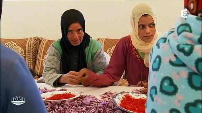 Documentaire Des trains pas comme les autres – Maroc (2/2)
