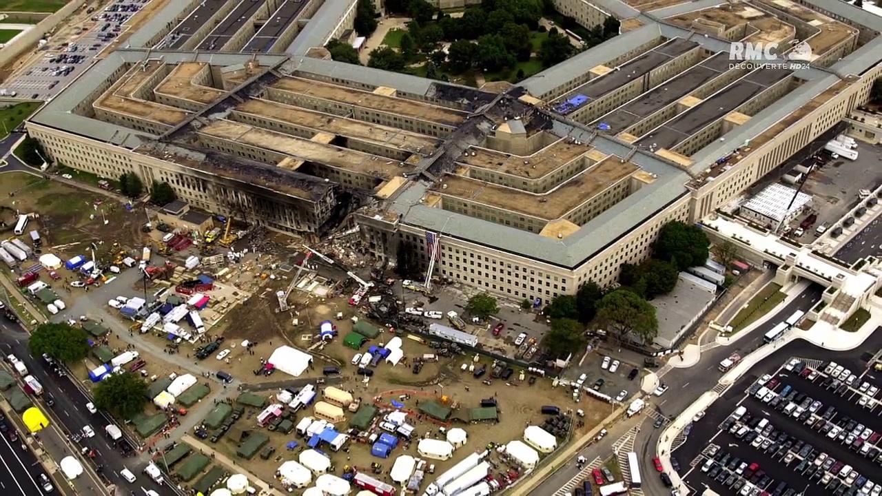 Documentaire Mayday, dangers dans le ciel – L'attaque du Pentagone