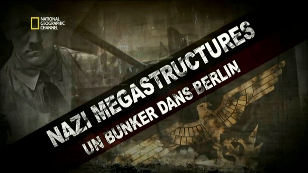 Documentaire Le bunker d'Hitler