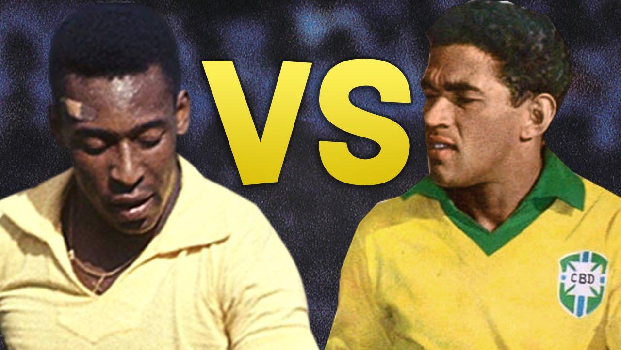 Documentaire Pelé, Garrincha, dieux du Brésil