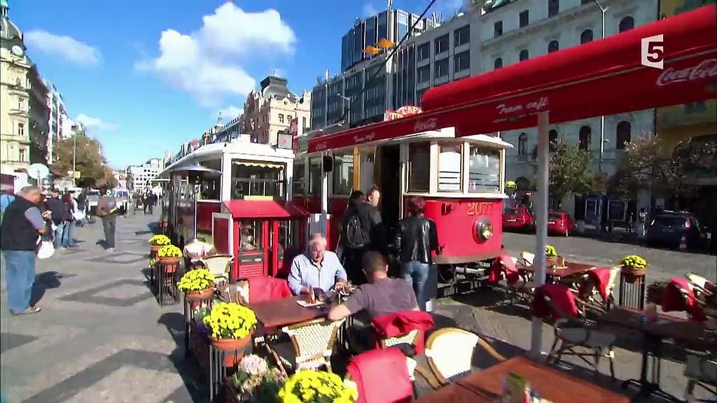 Documentaire Prague, coeur d'Europe