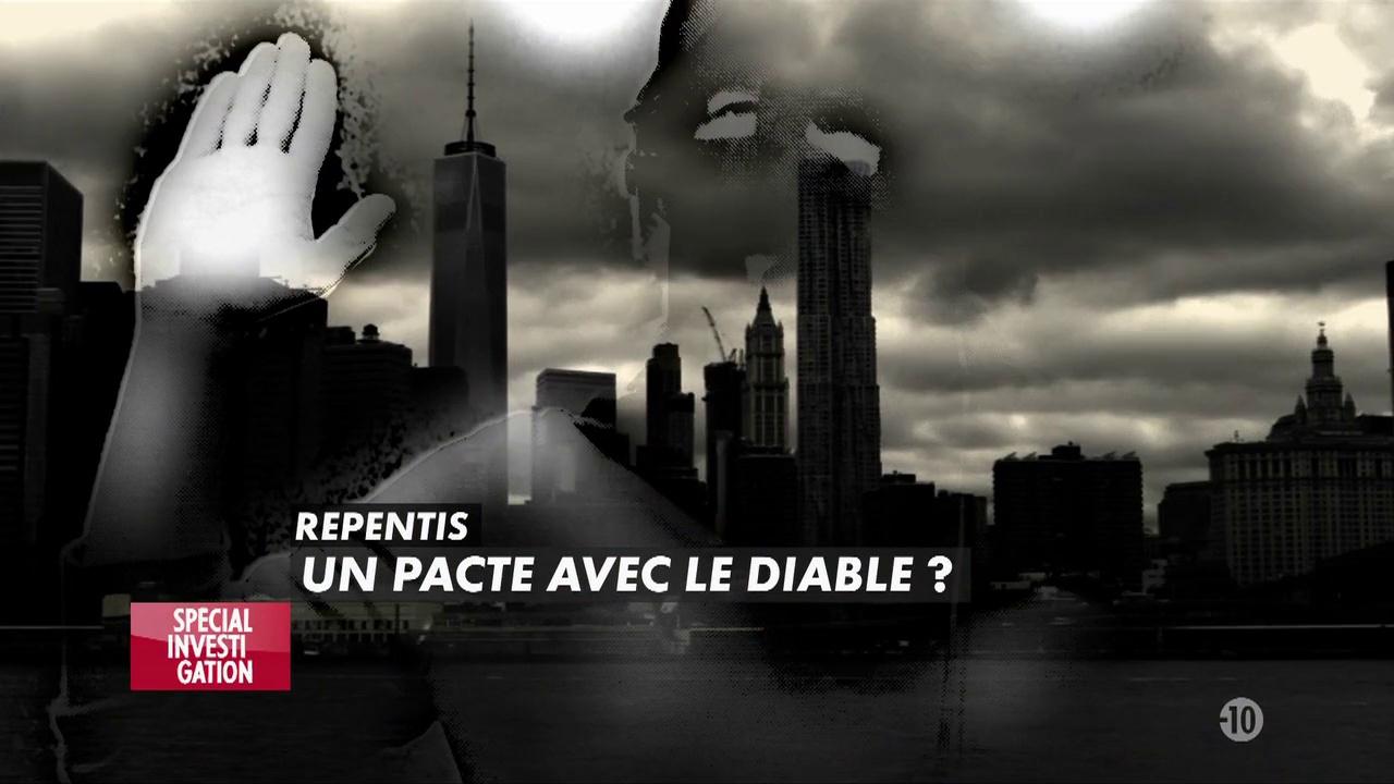 Documentaire Repentis : un pacte avec le diable ?