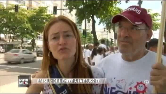 Documentaire Rio de Janeiro – Crackolandia