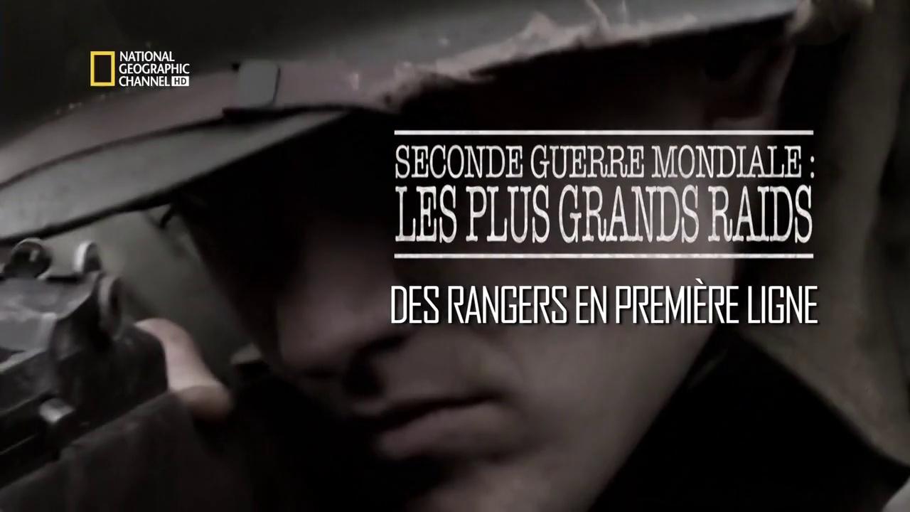 Documentaire Seconde Guerre Mondiale – Les plus grands raids – Episode 1