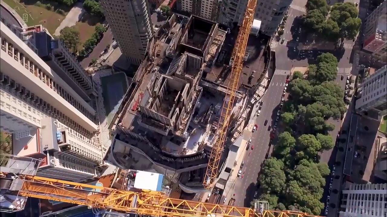Documentaire Sur les toits des villes – Buenos Aires