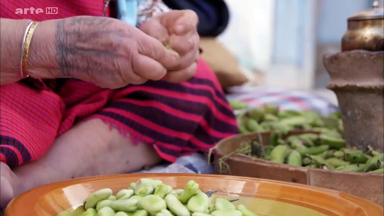 Documentaire Tunisie, l'art du tatouage berbère
