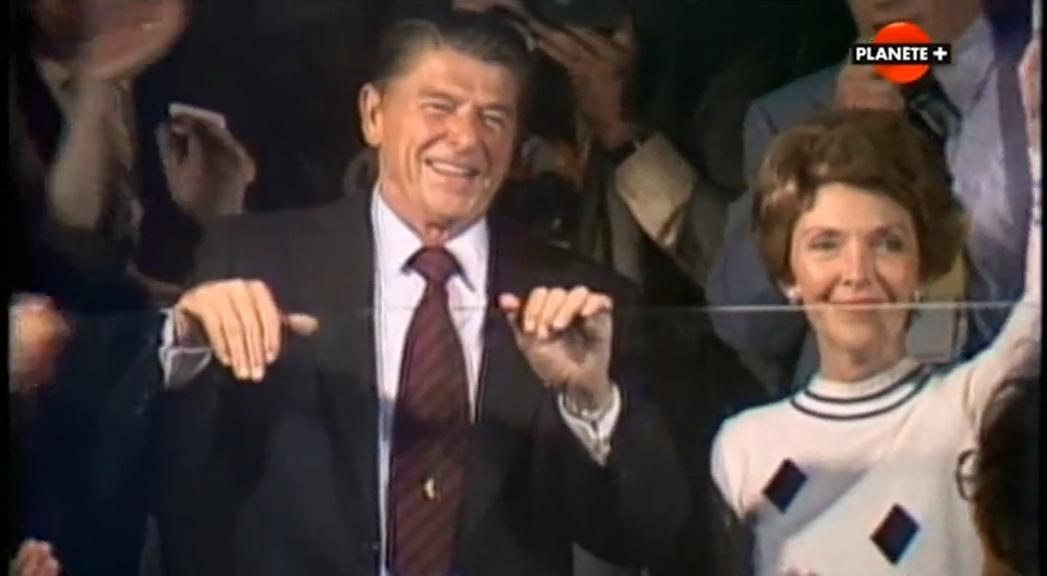 Documentaire Une autre histoire de l'Amérique – 08/10 – Reagan, Gorbatchev et le tiers-monde, la montée de la droite