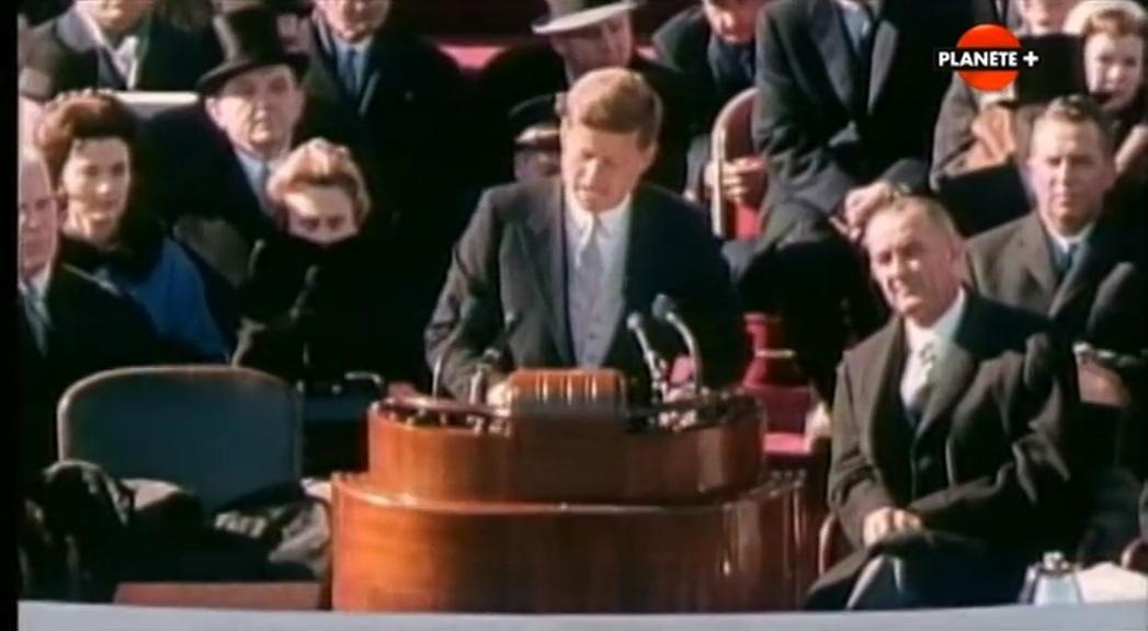 Documentaire Une autre histoire de l'Amérique – JFK, au bord du gouffre (6/10)