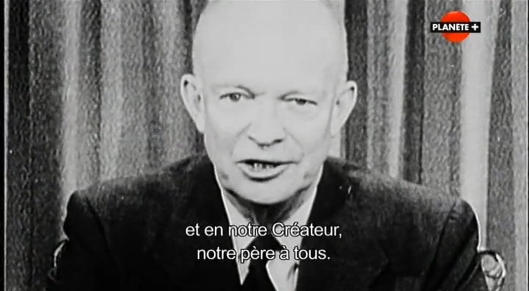 Documentaire Une autre histoire de l'Amérique – Les années 1950, Eisenhower, la bombe et le tiers-monde (5/10)