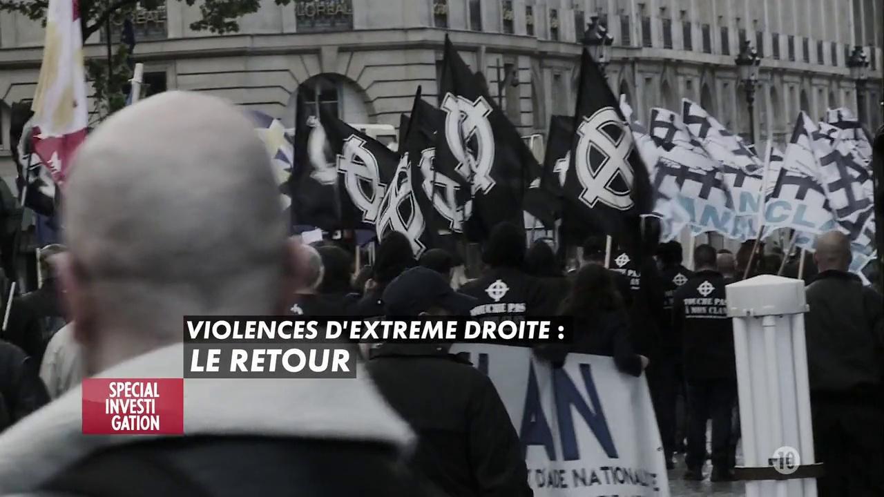 Documentaire Violences d'extrême droite, le retour