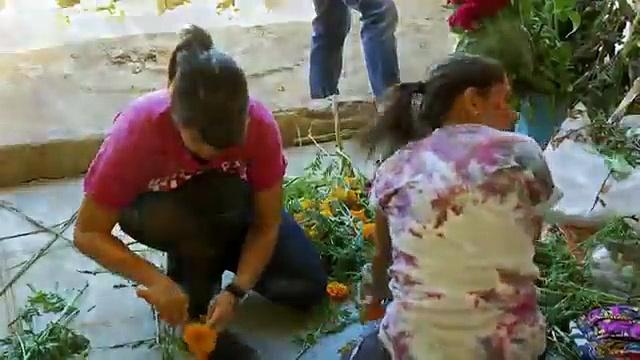 Documentaire Voyage aux Amériques – Mexique : le jour des morts