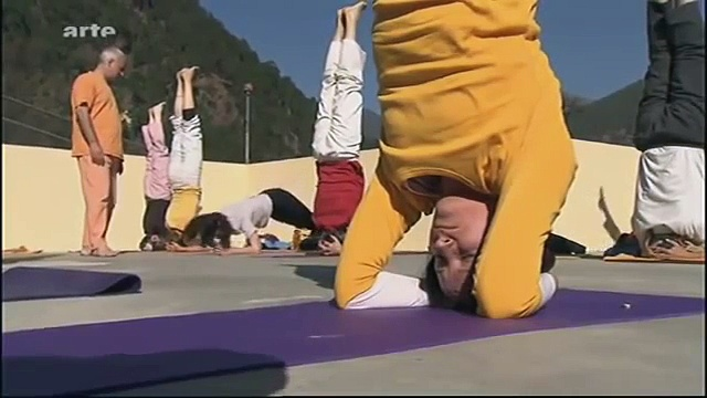 Documentaire Yoga, l'art de vivre