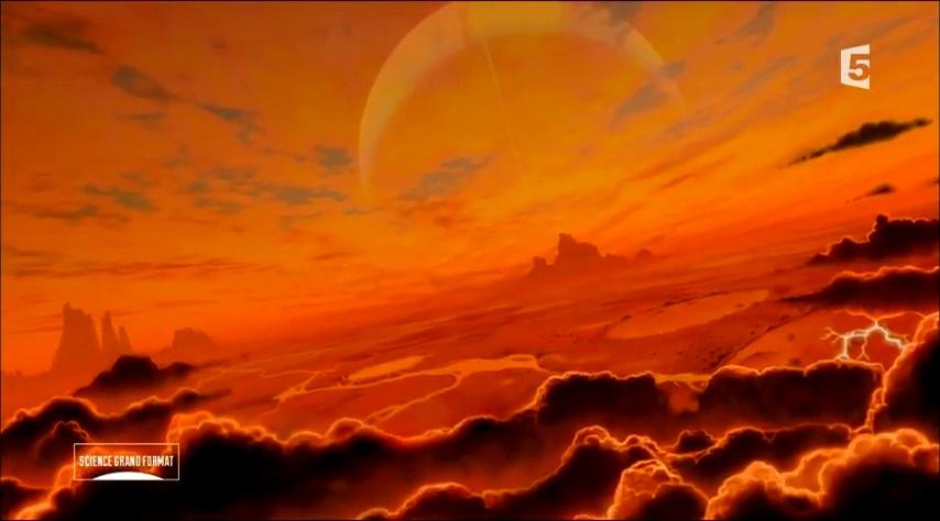 Documentaire À la conquête de Titan (1/2)
